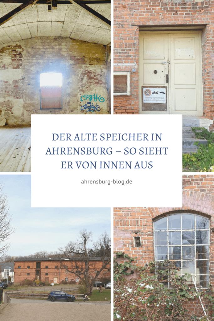 Der alte Speicher in Ahrensburg – Foto: Nicole Schmidt