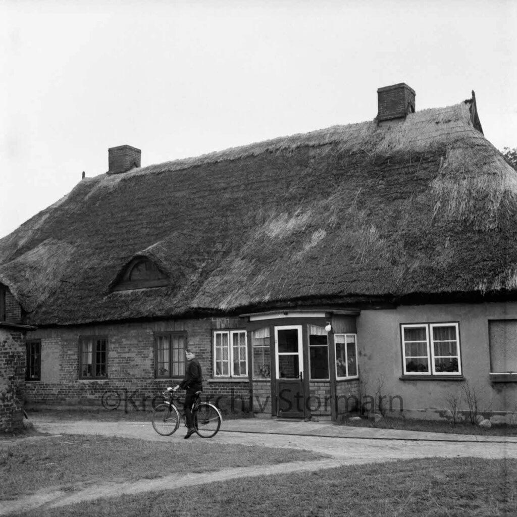 Bauernhaus Hagener Allee, 1960 – Foto: Kreisarchiv Stormarn / Raimund Marfels