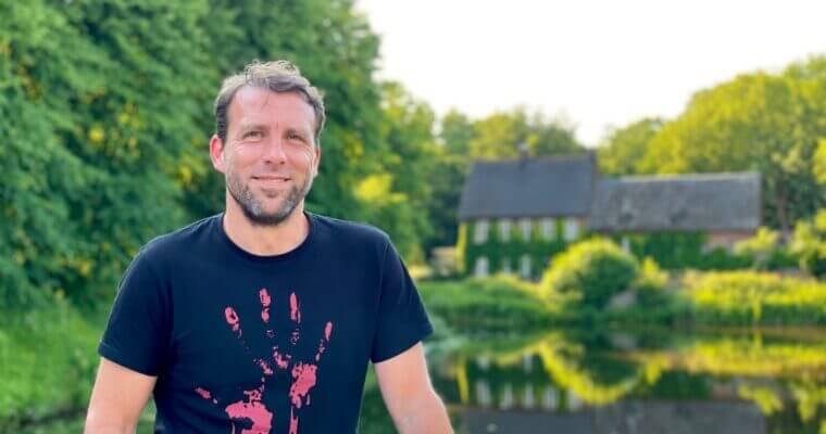 5 Fragen an: Nils Meyer-Selbach – Der Mann mit dem Ahrensburg-Krimi