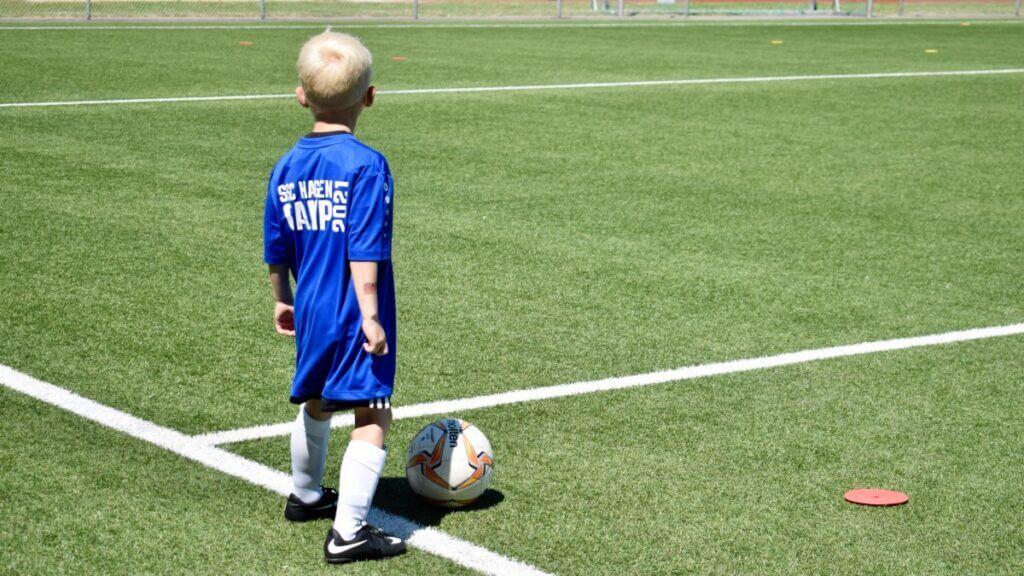 Fußballcamp des SSC Hagen